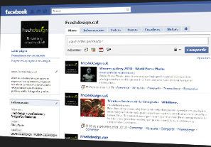Nou facebook freshdesign