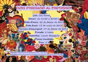 cartell curs photoshop
